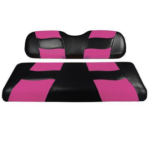 Riptide Black/Pink Two-Tone Rear Cushion Set for G150