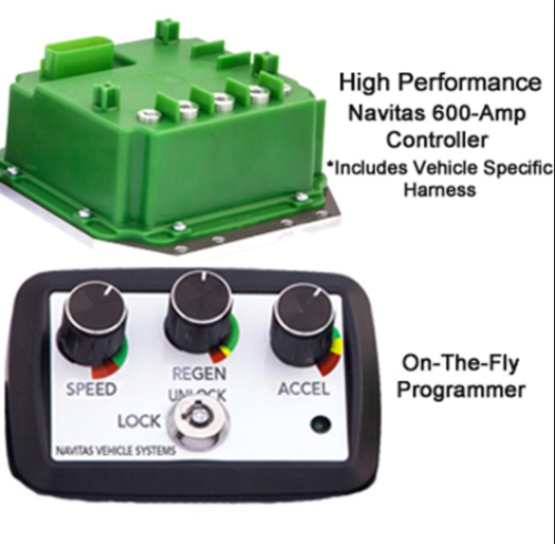 600 Amp Controller  On The Fly Programmer & PLUG -Select your model
