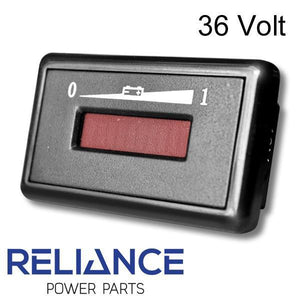 RELIANCE 36V DIGITAL CHARGE METER