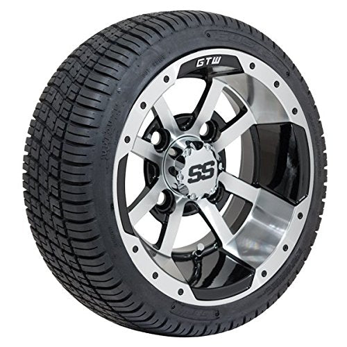 14 Storm Trooper Wheels w/ 205 30 14 tires (set of 4)