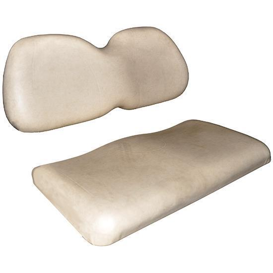 OEM Replacement Seat cover will fit Club Car Precedent Tan