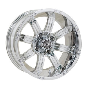 GTW Tempest 14x7 Chrome Wheel