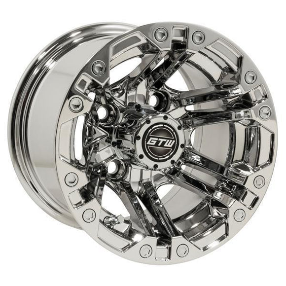 GTW Specter 10x7 Chrome Wheel