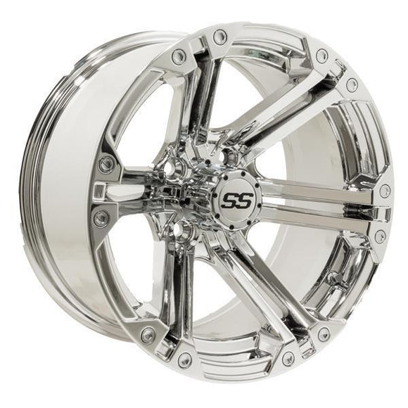 GTW Specter 12x7 Chrome Wheel