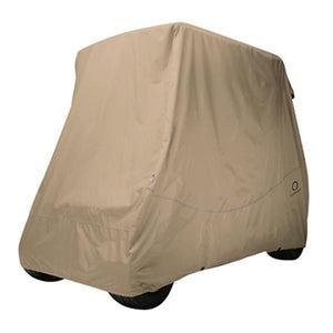 Golf car quick-fit cover, short roof, two-person car, Light