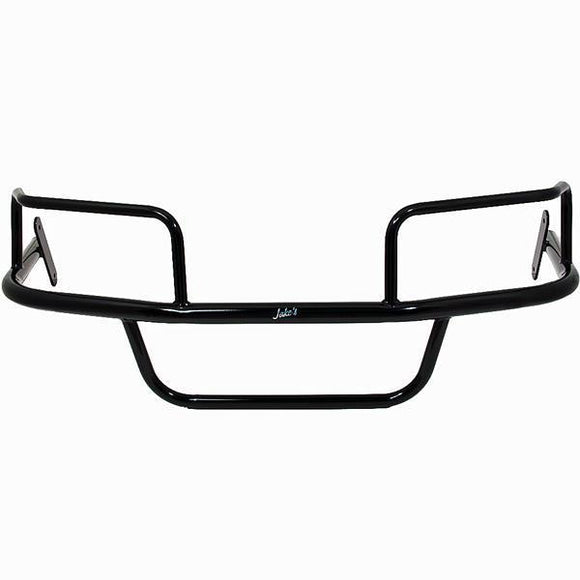 BRUSH GUARD EZGO ST350 BLACK (No Mesh Guard)