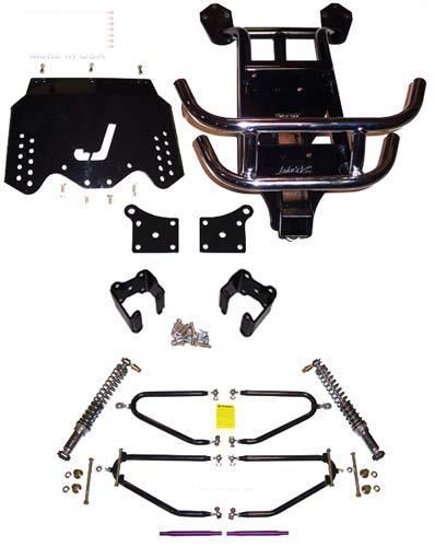 JAKES LIFT KIT LT EZGO-94-2001 1/2 LONG TRAVEL ELECTR