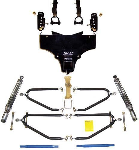 JAKES LT LIFT KIT YAMAHA -G2,G9 LONG TRAVEL - GAS & EL