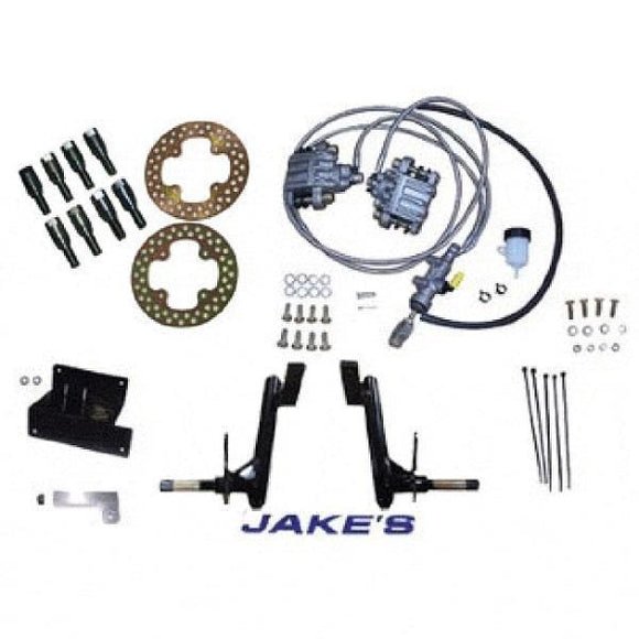 BRAKE KIT, CC PREC. 08.5& Newer  Used WITH 6