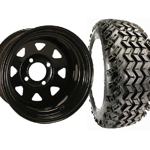 12 inch steel wheel 22 11 12 All Terrain Tires set of 4 SPECIAL
