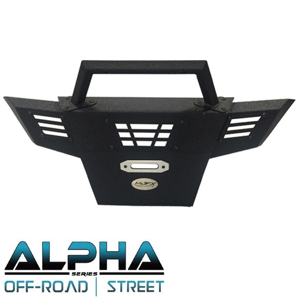 Brushguard for the alpha off road bodies