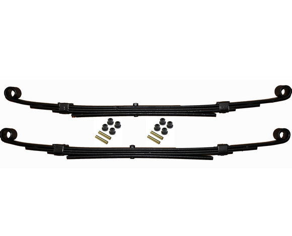 Heavy Duty Rear Leaf Springs Package