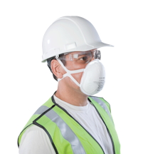 SoftSeal N95 Certified Fine Particle Filtration Respirator