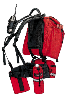 FirstIn Products Wildfire Strike Force Webgear