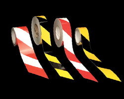 Reflective Hazard Stripe Tape