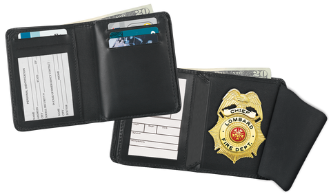 Blackinton 230 Deluxe Hidden Badge Wallet with ID Holder