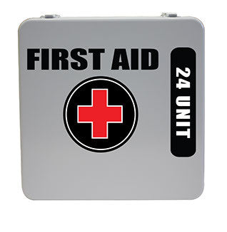24 Unit First Aid kit