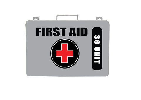 36 Unit First Aid Kit