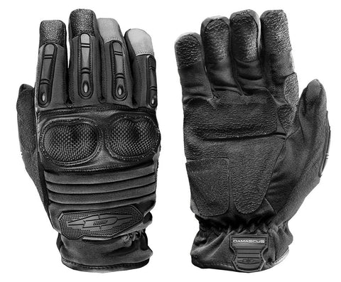 Damascus Extrication and Rescue Glove - Black