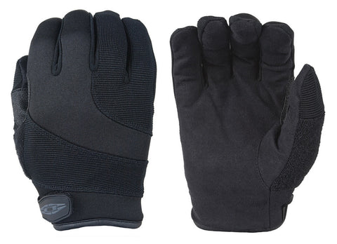 Damascus Patrol Guard Glove with Kevlar Palm and Neoprene Back