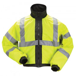5.11 Tactical Reversible High-Visibility Duty Jacket - ANSI/ISEA Class 2