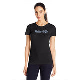 Women's T-Shirt - Police Wife