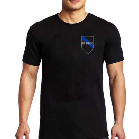 Men's T-Shirt – Retired Law Enforcement