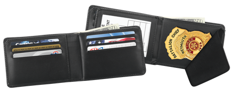 Blackinton 500 Horizontal Hidden Badge Credit Card Wallet