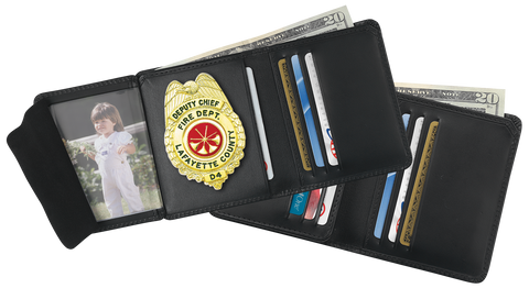Blackinton 520 Hidden Badge and ID Wallet