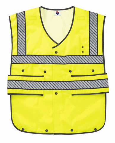 Liberty Uniform ANSI Class II 5 Point Breakaway Safety Vest