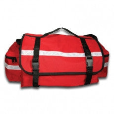 Large Trauma Case with Supplies-Red