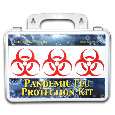 One Person Pandemic Flu Kit