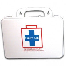 16 Person Plastic First Aid Kit