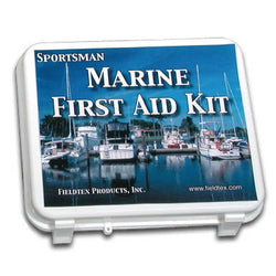 Sportsman First Aid Kit Hard Sided