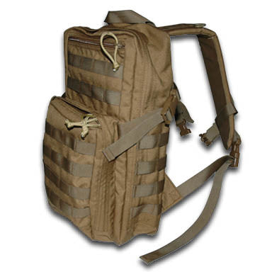 Tactical Medical Backpack - Coyote Brown
