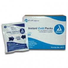 "Instant Cold Pack 4"" x 5"" (24/case)"