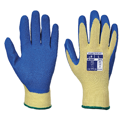 Portwest Cut 3 Latex Grip Glove - ANSI/ISEA 105