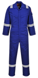 Portwest Araflame Silver Flame Resistant Coverall - ASTM / NFPA