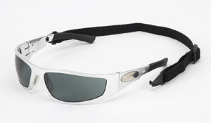 Body Specs LOOPER Gun Metal Aluminum Frame Anti-Fog Sunglasses