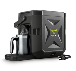 Coffeeboxx Single Serve Brewer - Special Ops Black