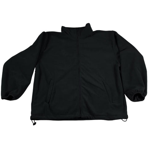 Petra Roc BSW-S1 Black Fleece Work Jacket/Liner Jacket