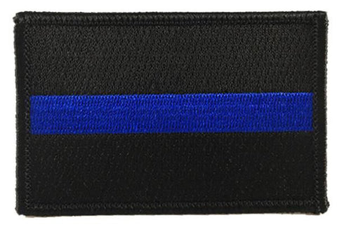 Thin Blue Line Patch - Sew On