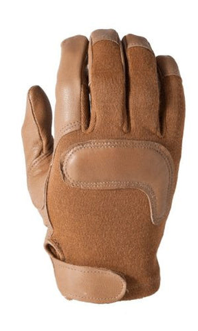 HWI CG300B Berry Compliant Combat Glove, Coyote Brown