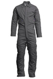 Lapco FR Flame Resistant Insulated Cotton Duck Coveralls Gray