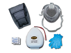 EMI Lifesaver CPR Mask Kit