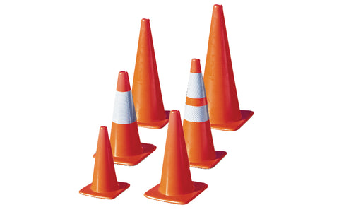 TruForce™ Economy Traffic Cones