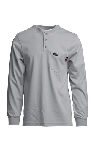 Lapco FR Flame Resistant Henley Tee