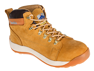 Portwest Steelite Mid Cut Nubuck Boot