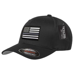 FlexFit Thin Silver Line Hat