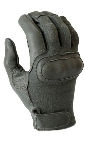 HWI HKTG200B Berry Compliant Hard Knuckle Tactical Glove, Foliage